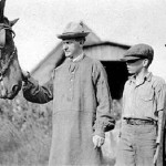 Calvin, John and father, Coolidge