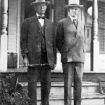 Cavin Coolidge and father